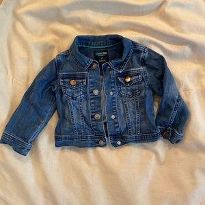Genuine Kids by Osh Kosh denim jacket size 2t